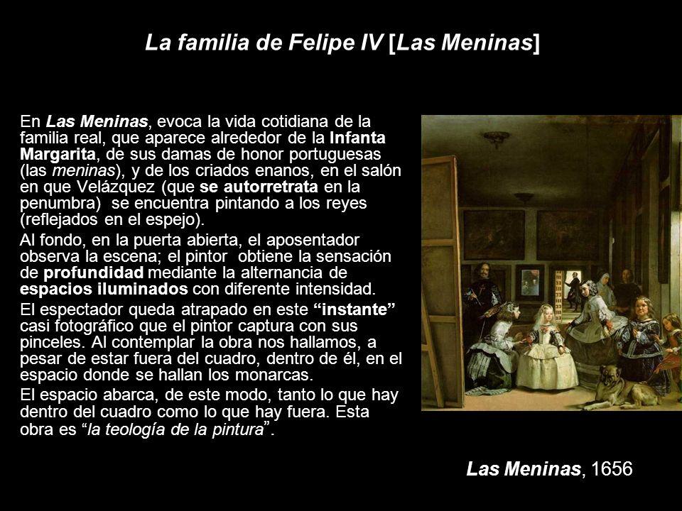 La familia de Felipe IV [Las Meninas]